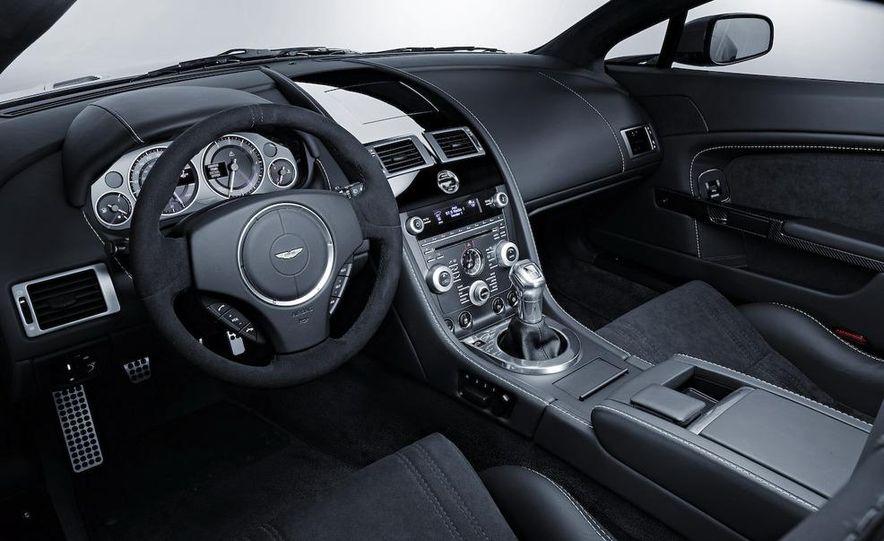 2010 Aston Martin V-12 Vantage - Slide 27