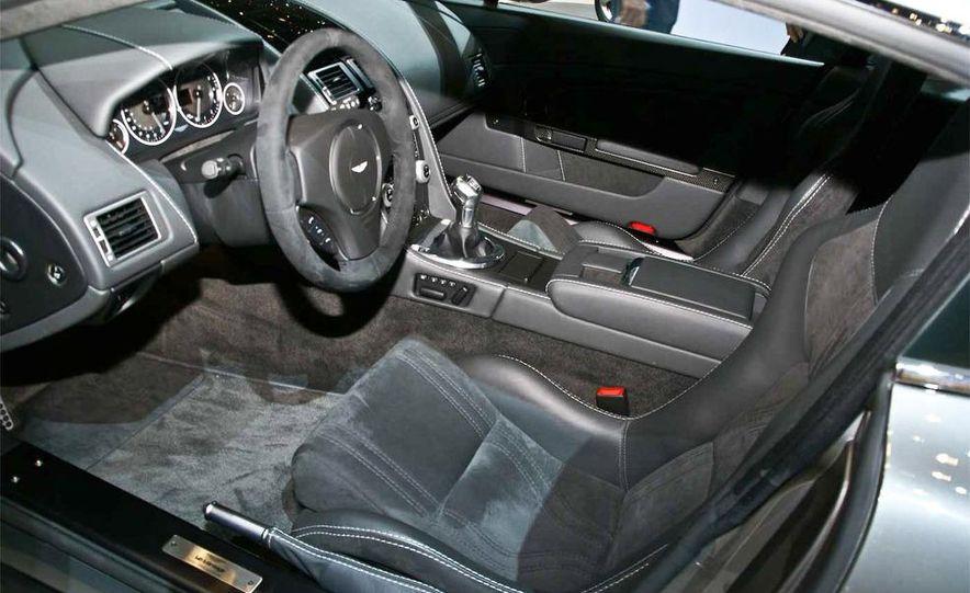 2010 Aston Martin V-12 Vantage - Slide 16