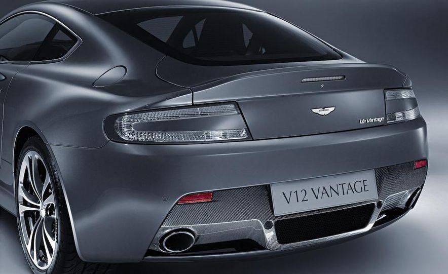 2010 Aston Martin V-12 Vantage - Slide 24