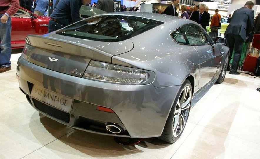 2010 Aston Martin V-12 Vantage - Slide 9