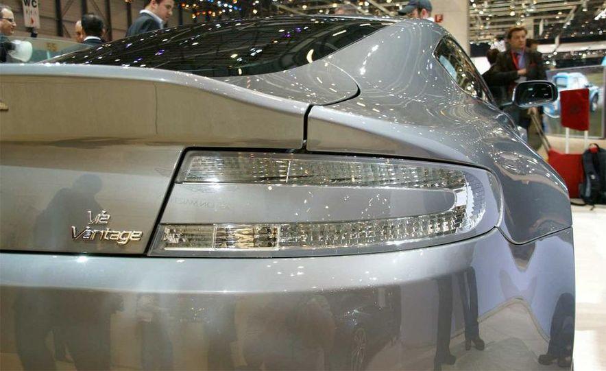 2010 Aston Martin V-12 Vantage - Slide 11