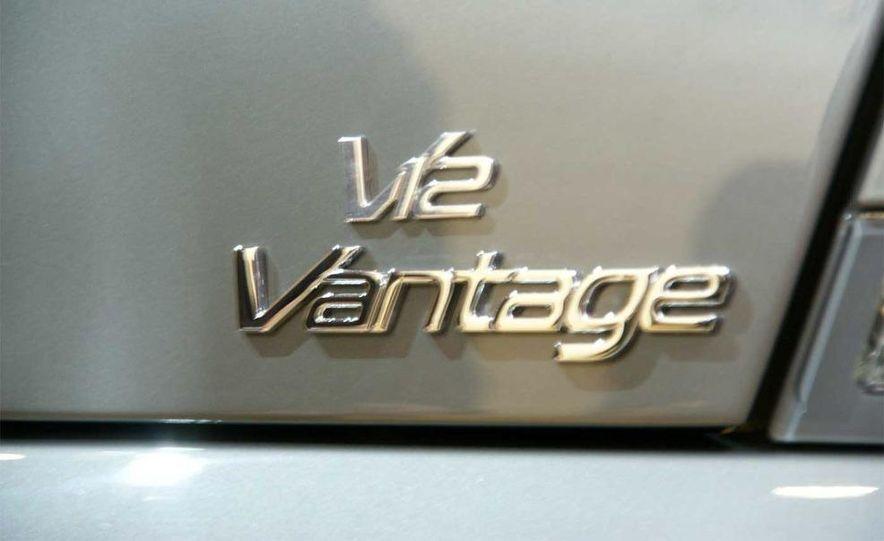 2010 Aston Martin V-12 Vantage - Slide 10