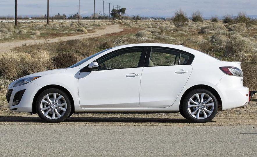 2010 Mazda 3 s Grand Touring - Slide 7
