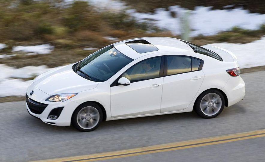 2010 Mazda 3 s Grand Touring - Slide 8