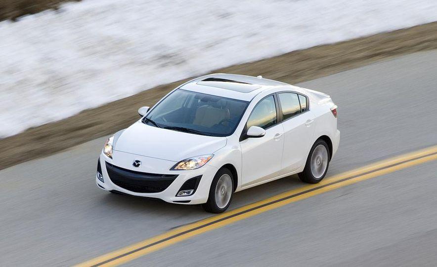 2010 Mazda 3 s Grand Touring - Slide 3
