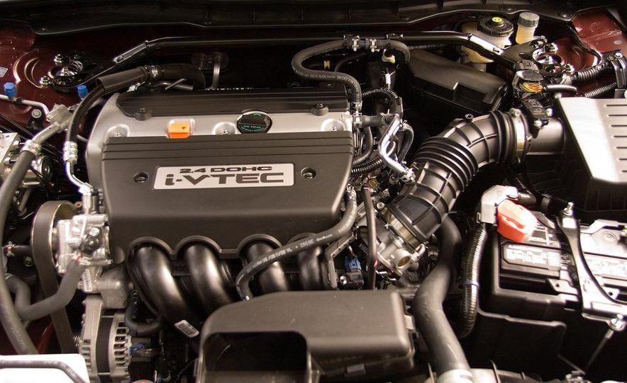 2009 Mazda 6 i Touring instrument cluster - Slide 17