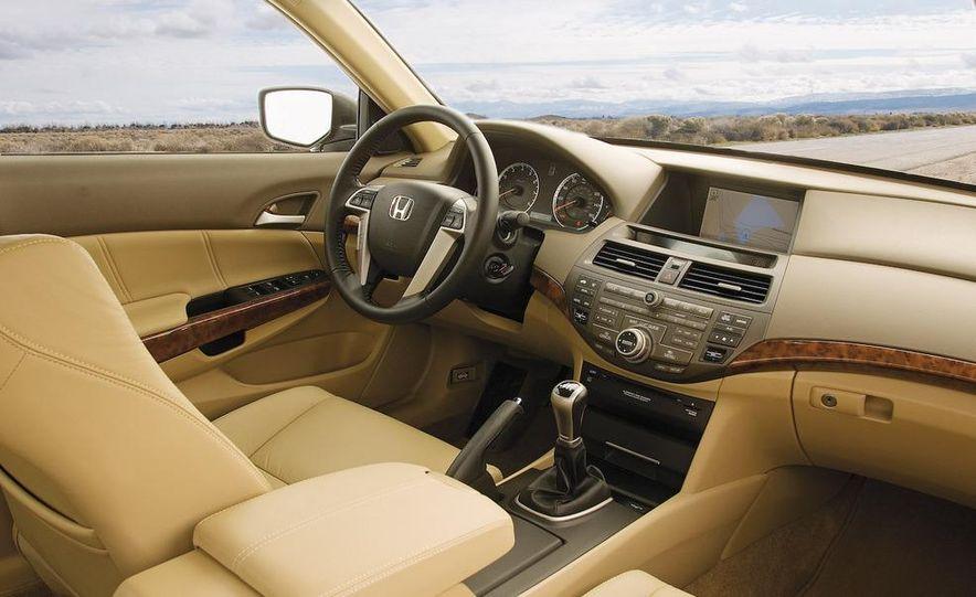 2009 Mazda 6 i Touring instrument cluster - Slide 8