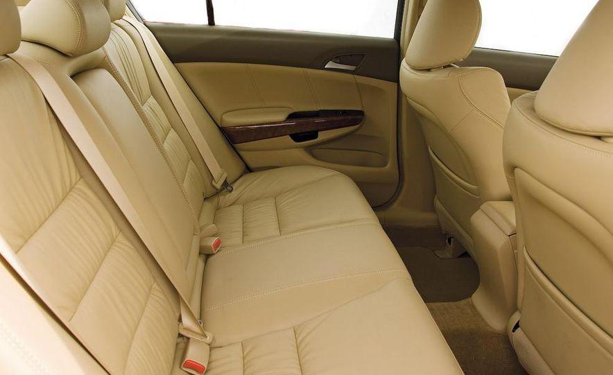 2009 Mazda 6 i Touring instrument cluster - Slide 9