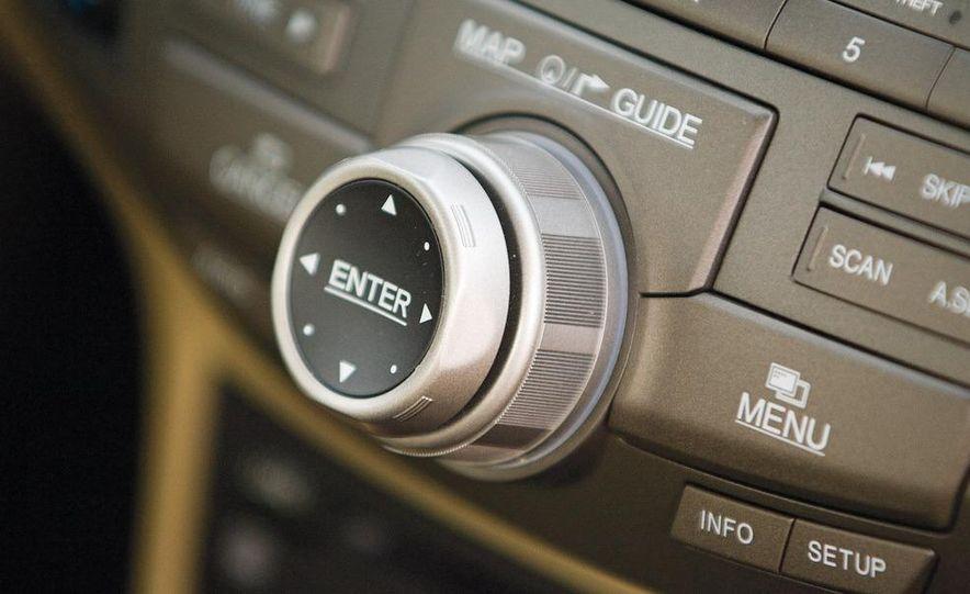 2009 Mazda 6 i Touring instrument cluster - Slide 3
