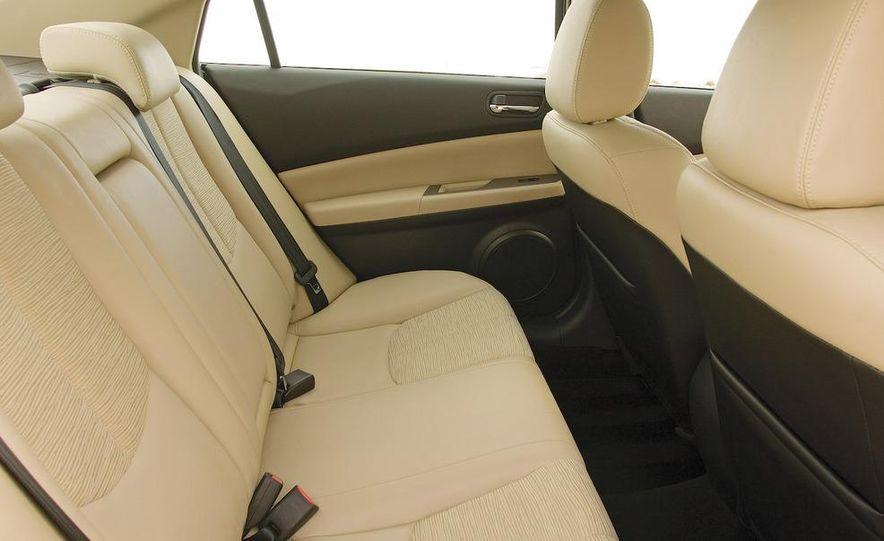 2009 Mazda 6 i Touring instrument cluster - Slide 7