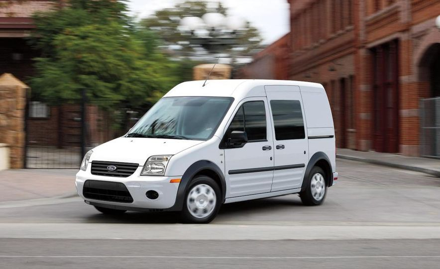 2010 Ford Transit Connect - Slide 6