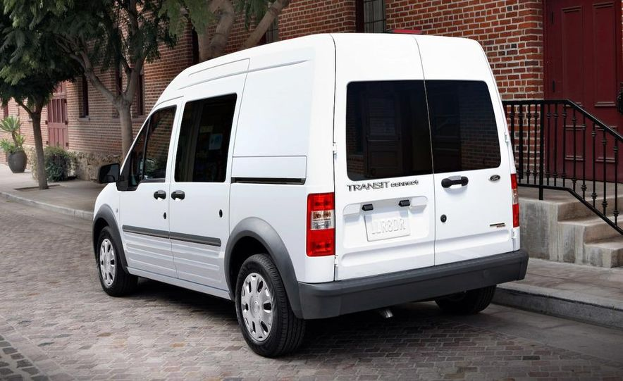2010 Ford Transit Connect - Slide 8