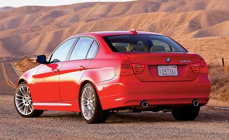2009 BMW 335d