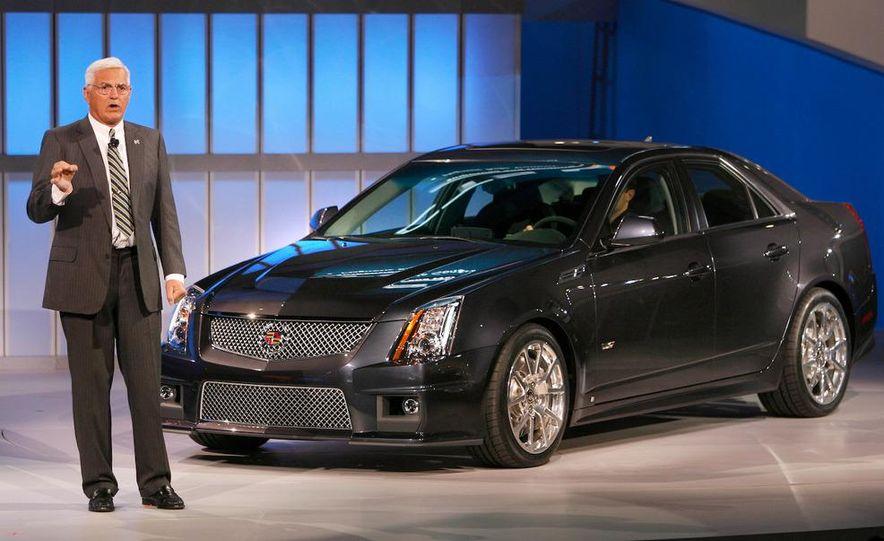 General Motors Vice Chairman Bob Lutz - Slide 4