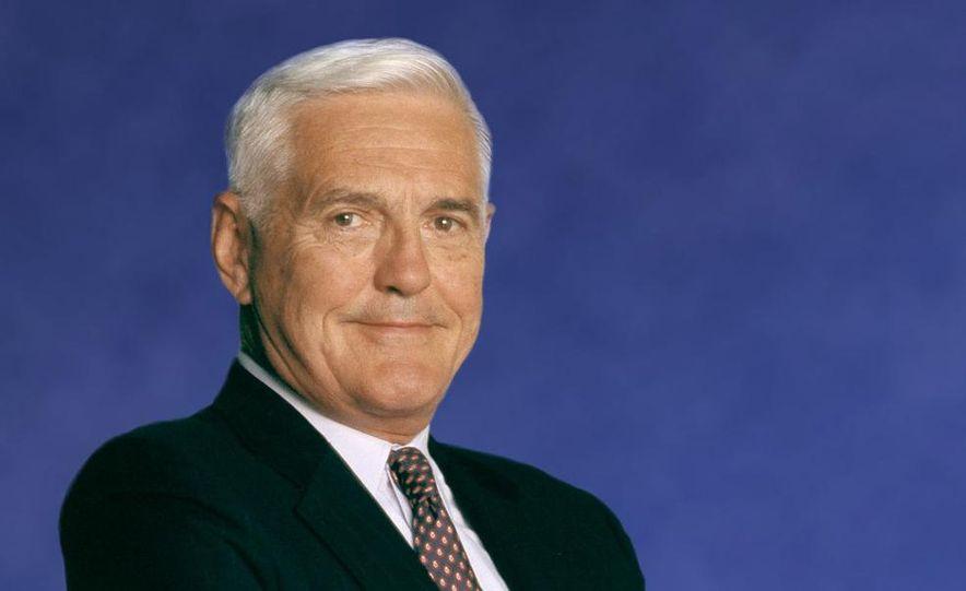 General Motors Vice Chairman Bob Lutz - Slide 1