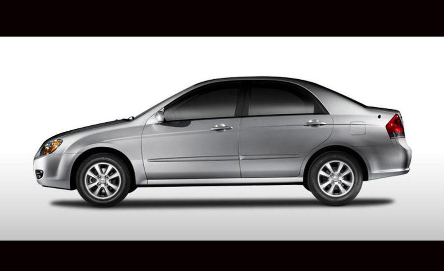 2010 Kia Forte sedan - Slide 25