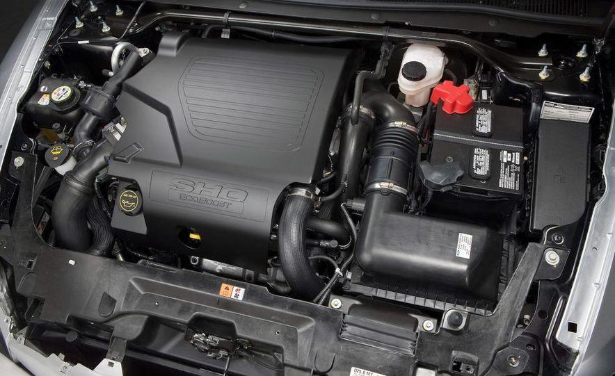 2010 Ford Taurus SHO - Slide 30