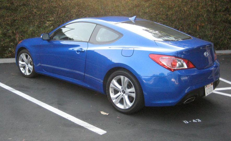 2010 Hyundai Genesis coupe - Slide 16