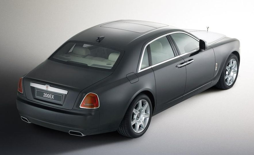 Rolls-Royce 200EX concept - Slide 1