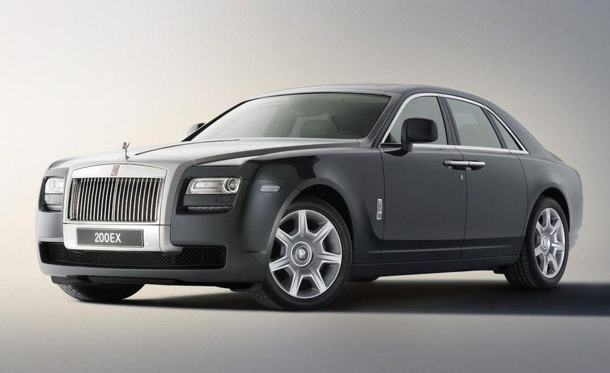 Rolls-Royce 200EX concept - Slide 2