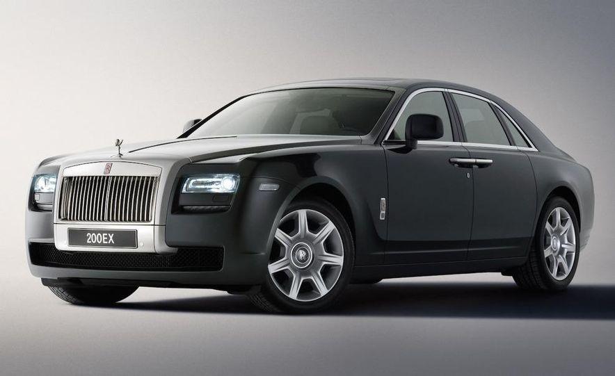 Rolls-Royce 200EX concept - Slide 3