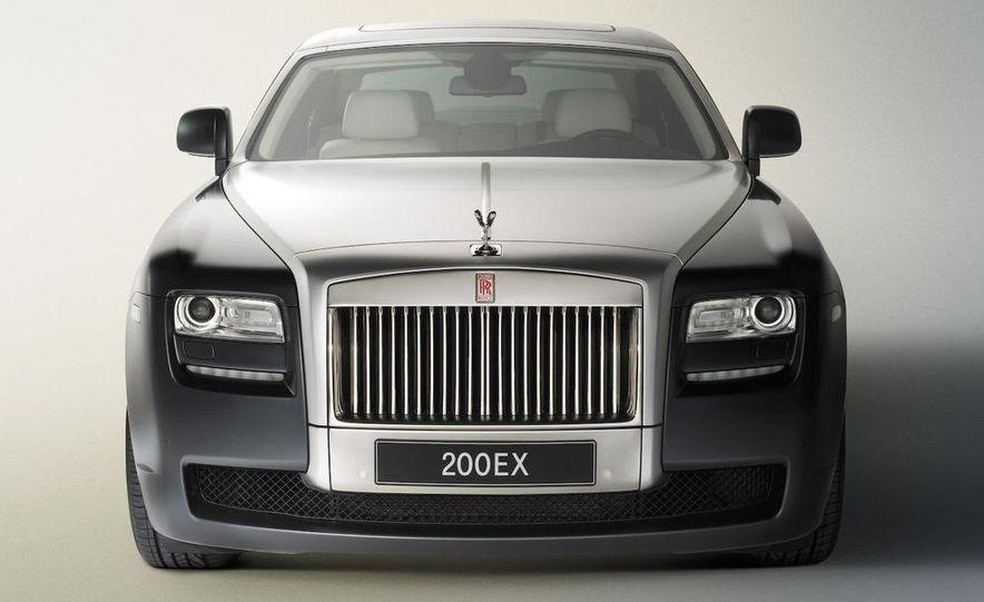Rolls-Royce 200EX concept - Slide 4