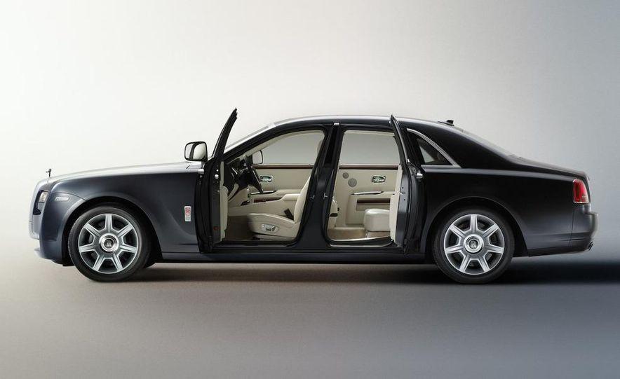 Rolls-Royce 200EX concept - Slide 7