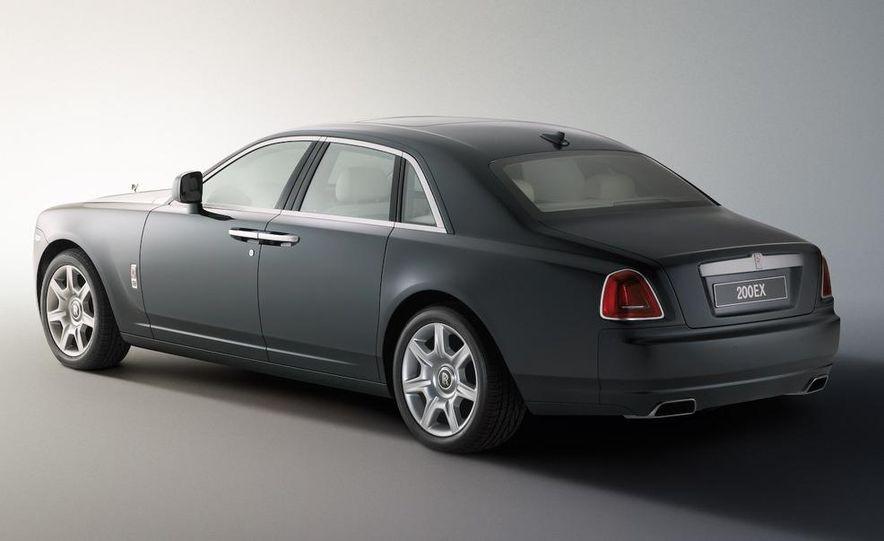 Rolls-Royce 200EX concept - Slide 8