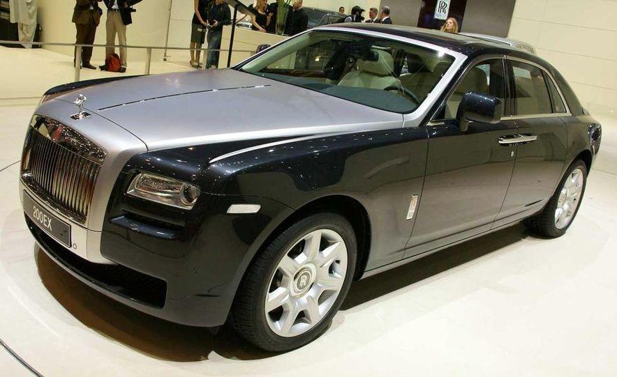 Rolls-Royce 200EX concept - Slide 13