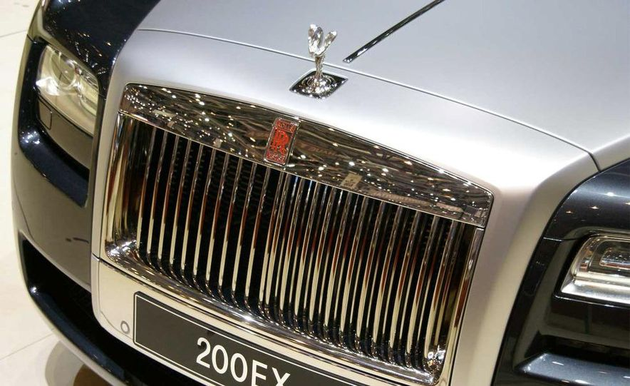 Rolls-Royce 200EX concept - Slide 16