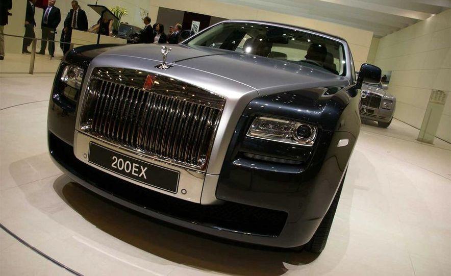 Rolls-Royce 200EX concept - Slide 18