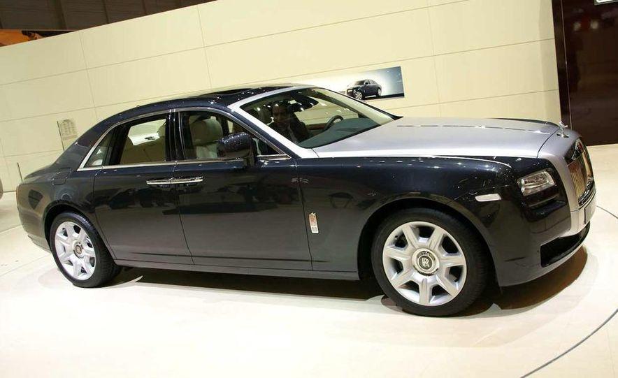 Rolls-Royce 200EX concept - Slide 19