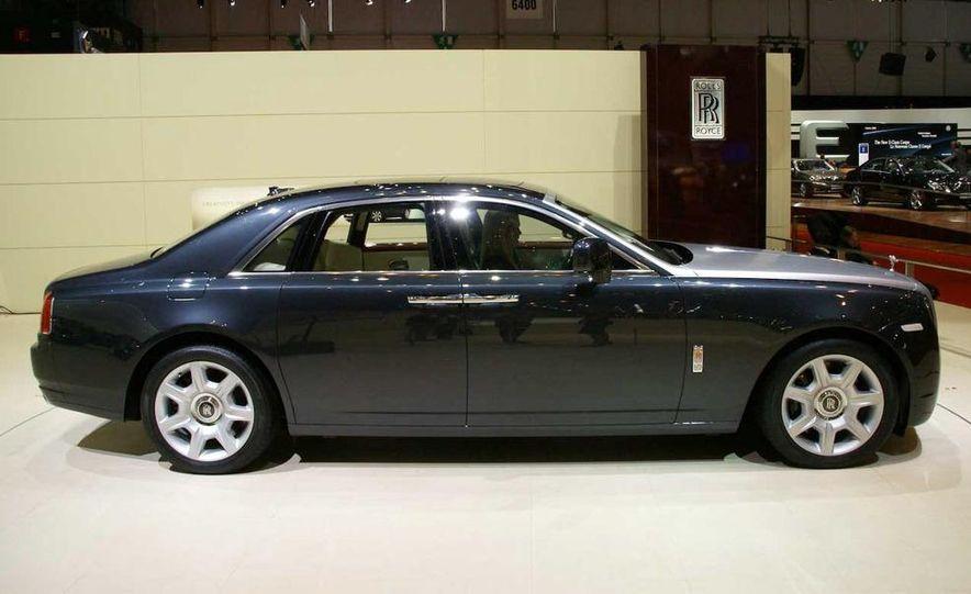 Rolls-Royce 200EX concept - Slide 20