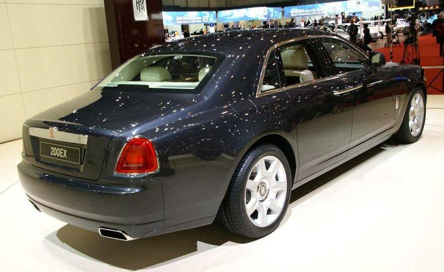 Rolls-Royce 200EX concept - Slide 21