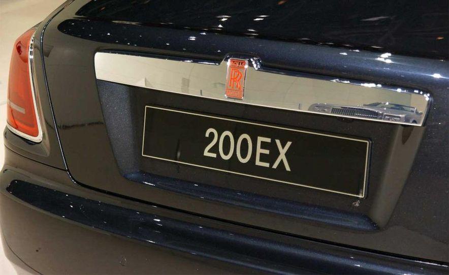 Rolls-Royce 200EX concept - Slide 22