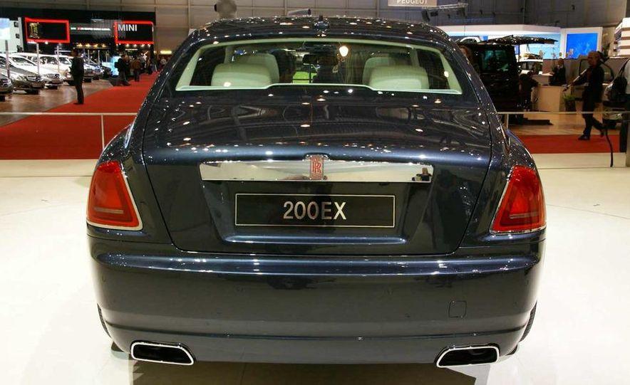 Rolls-Royce 200EX concept - Slide 25