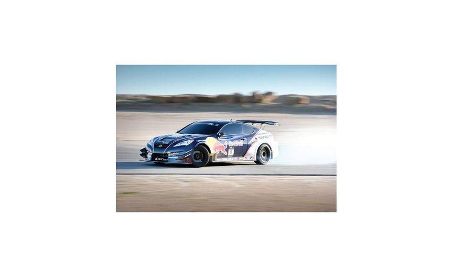 Rhys Millen Racing Hyundai Genesis Coupe - Slide 1