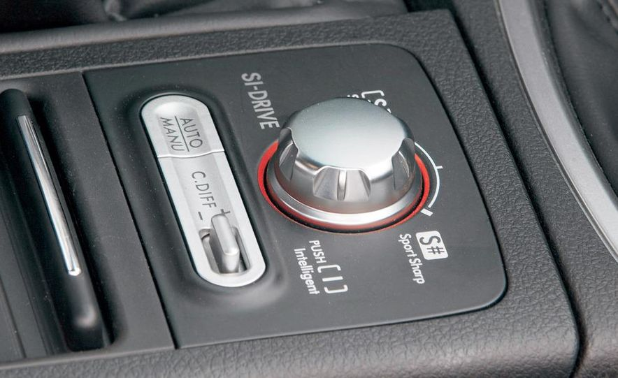 2008 Subaru Impreza WRX STI fender vent and wheel - Slide 8