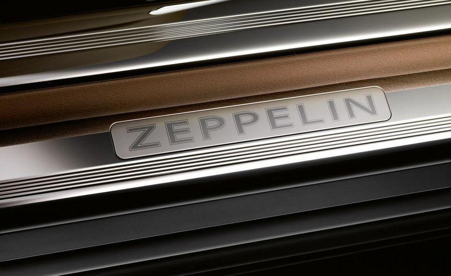 2010 Maybach Zeppelin - Slide 26