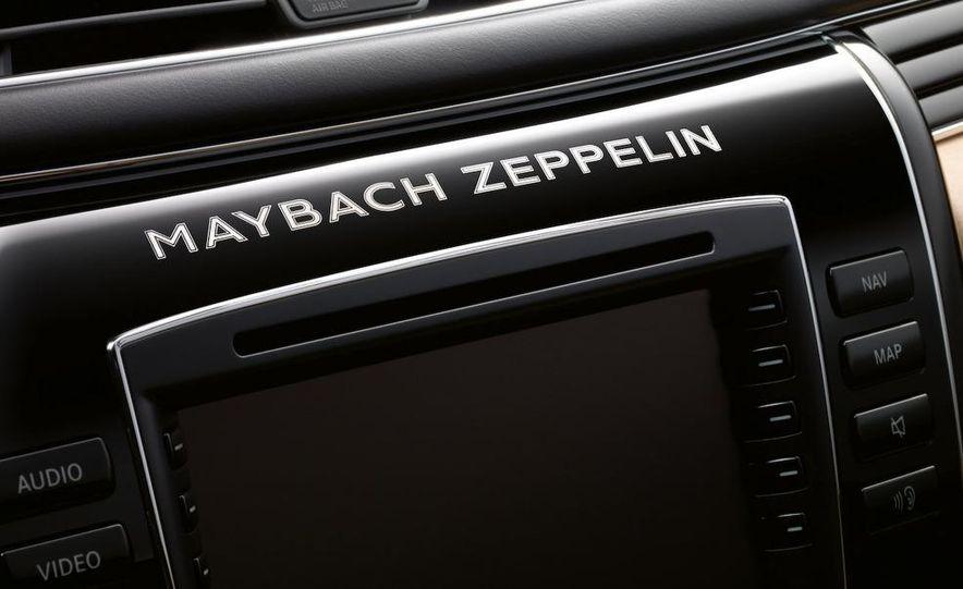 2010 Maybach Zeppelin - Slide 27