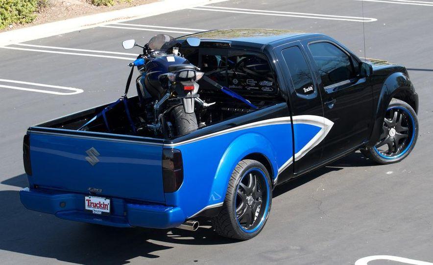 2009 Suzuki Equators by Off-Road, Truckin', and 4-Wheel & Off-Road magazines - Slide 5
