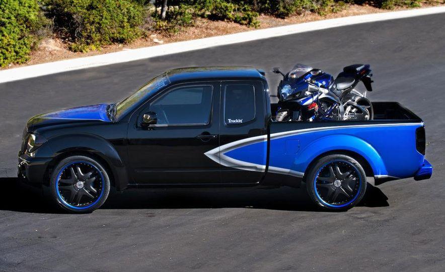 2009 Suzuki Equators by Off-Road, Truckin', and 4-Wheel & Off-Road magazines - Slide 6