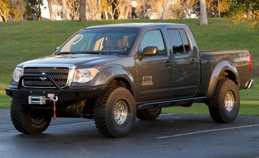 2009 Suzuki Equators by Off-Road, Truckin', and 4-Wheel & Off-Road magazines - Slide 16
