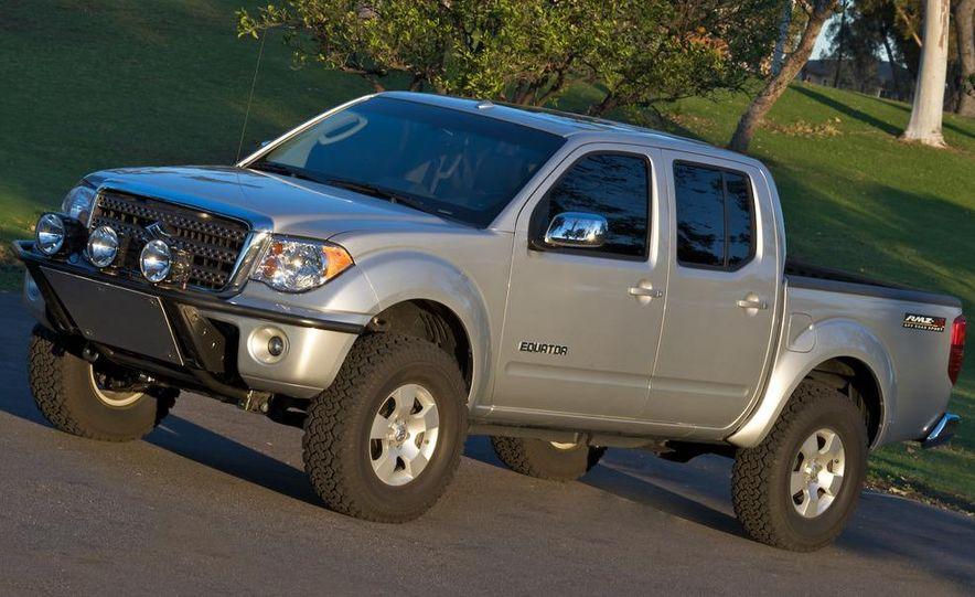 2009 Suzuki Equators by Off-Road, Truckin', and 4-Wheel & Off-Road magazines - Slide 21