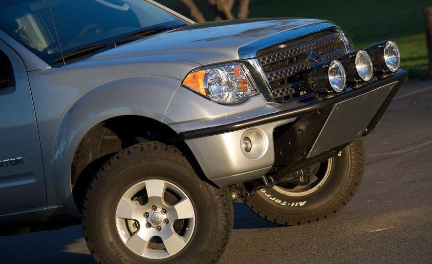 2009 Suzuki Equators by Off-Road, Truckin', and 4-Wheel & Off-Road magazines - Slide 22
