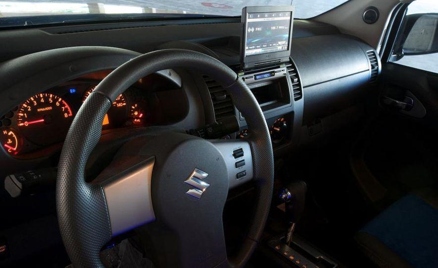 2009 Suzuki Equators by Off-Road, Truckin', and 4-Wheel & Off-Road magazines - Slide 11