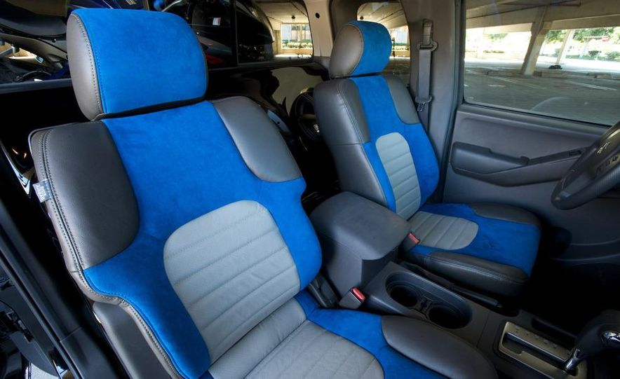 2009 Suzuki Equators by Off-Road, Truckin', and 4-Wheel & Off-Road magazines - Slide 9