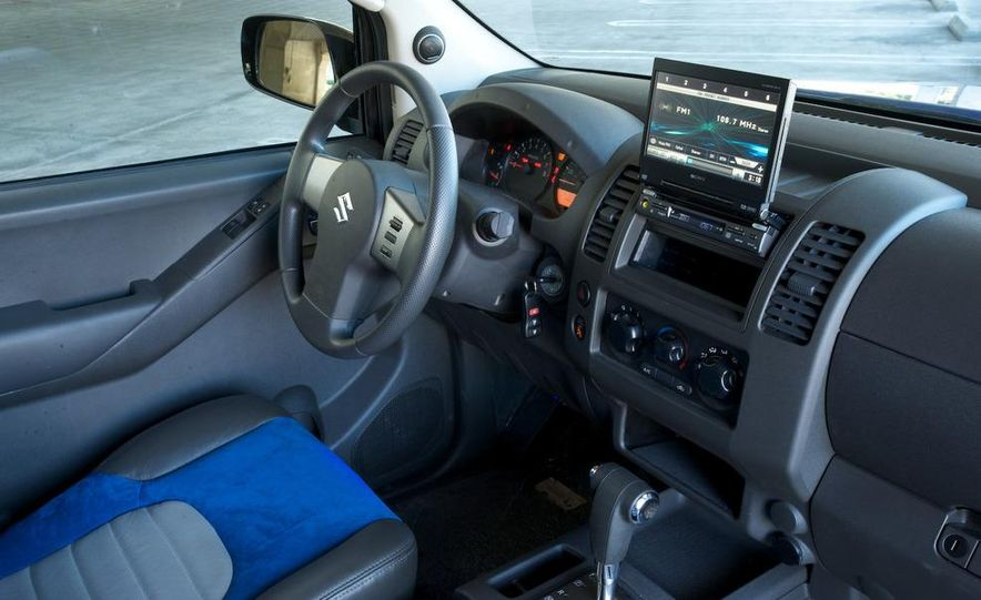 2009 Suzuki Equators by Off-Road, Truckin', and 4-Wheel & Off-Road magazines - Slide 10