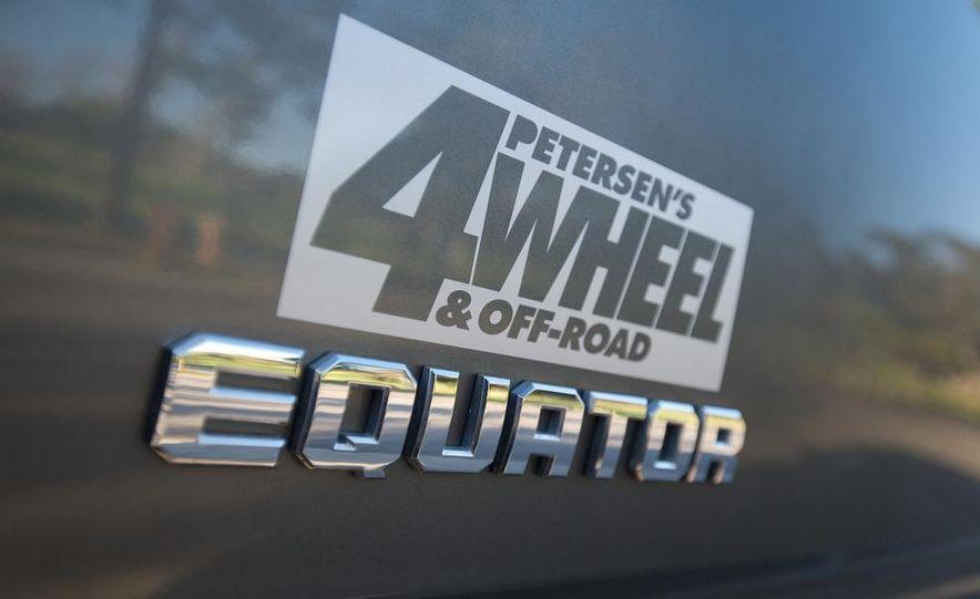 2009 Suzuki Equators by Off-Road, Truckin', and 4-Wheel & Off-Road magazines - Slide 18