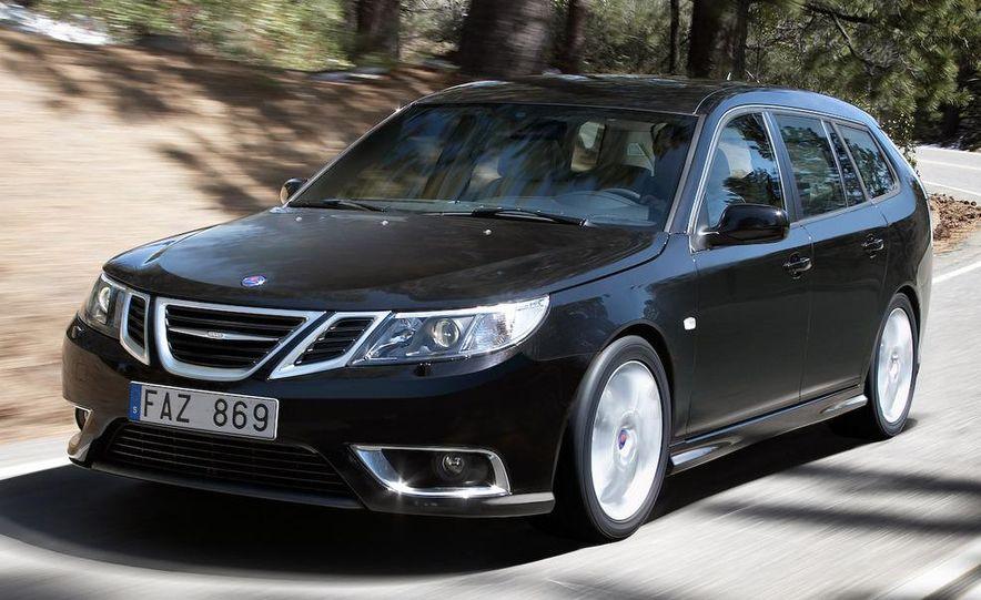 2010 Saab 9-3X - Slide 21